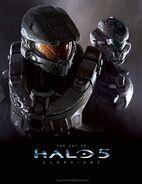 El Arte de Halo 5 Guardians