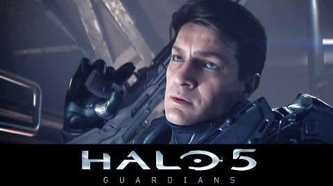 Halo 5 Guardians Opening Cinematic