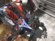 Halo Reach Elite Revenge by crested217
