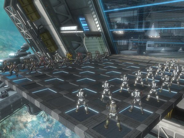 Halo Chess