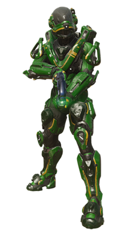 Armadura Potenciada de Asalto MJOLNIR/Variante Mako