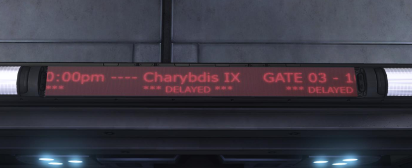 Charybdis IX