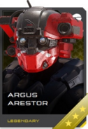 REQ Card - Argus Arestor