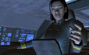 Miranda Keyes in Halo 2