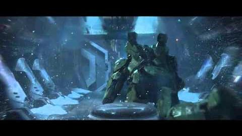 Halo 4 Alternate Reveal Trailer Directors Cut