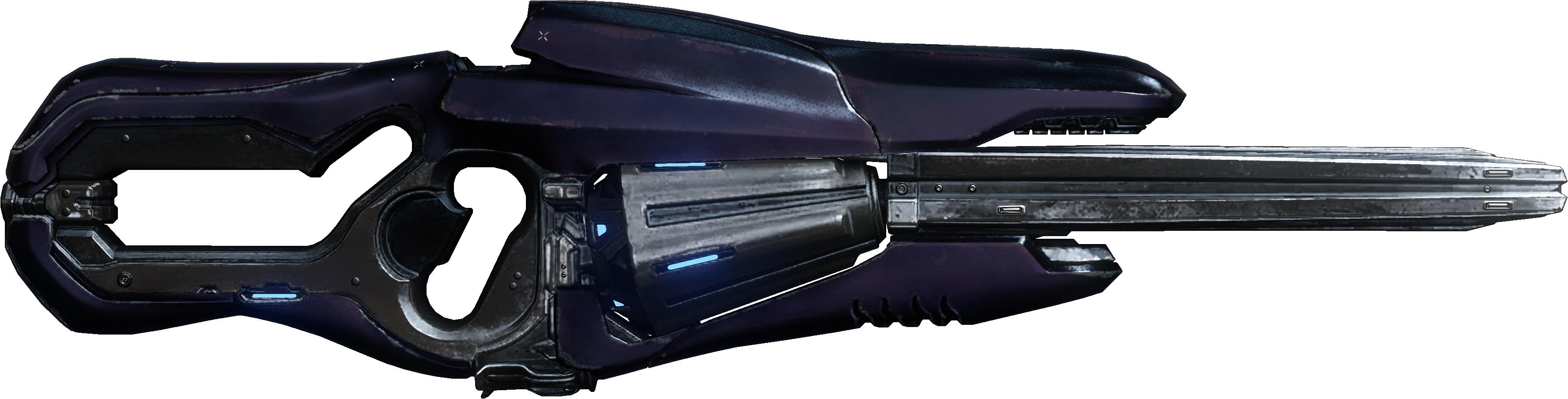 Rifle de Energía Dirigida Tipo-55