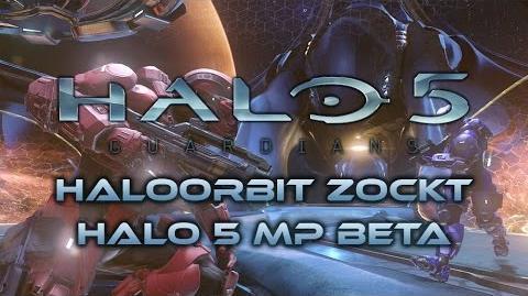 Halo 5 Guardians Beta - Team Slayer auf Truth 1080p