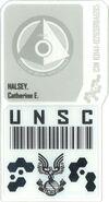 Halsey Badge