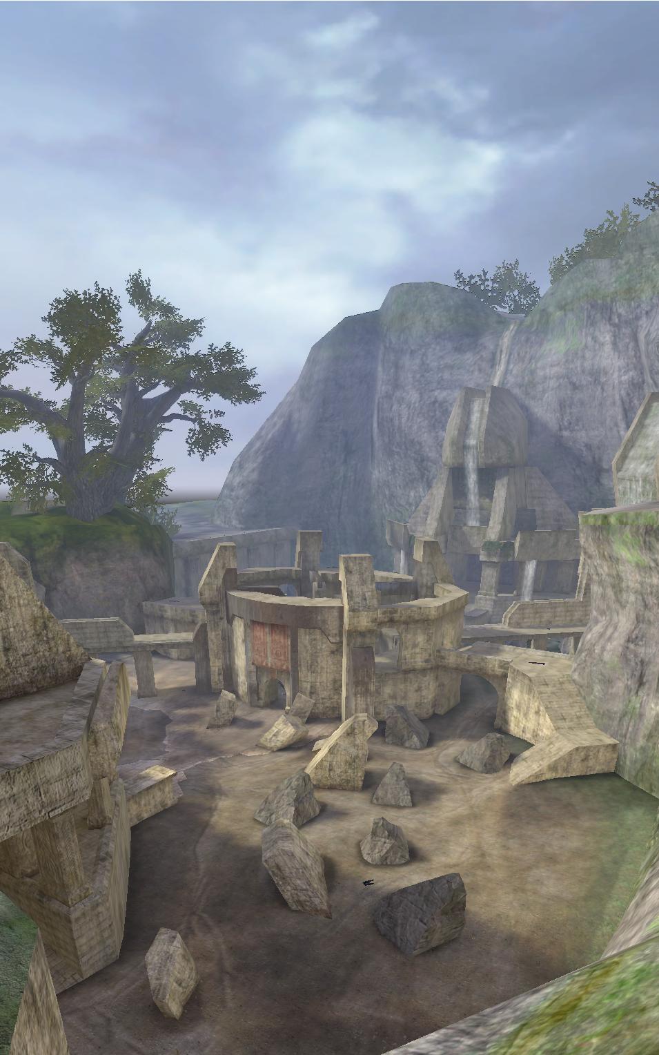 Santuario (mapa)