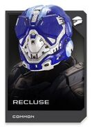 H5G REQ card Casque-Recluse