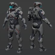 MJOLNIR Argonaut modelo H5G