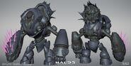 H5G Goblin Dañado