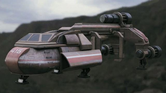 Transporte Clase-Bactrian