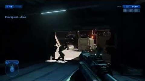 Halo 2 Anniversary Campaign Gameplay Cairo Station
