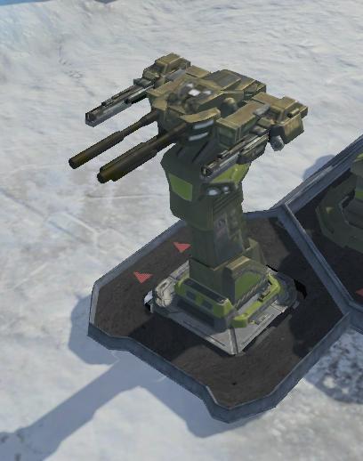 M202 XP Machine Gun