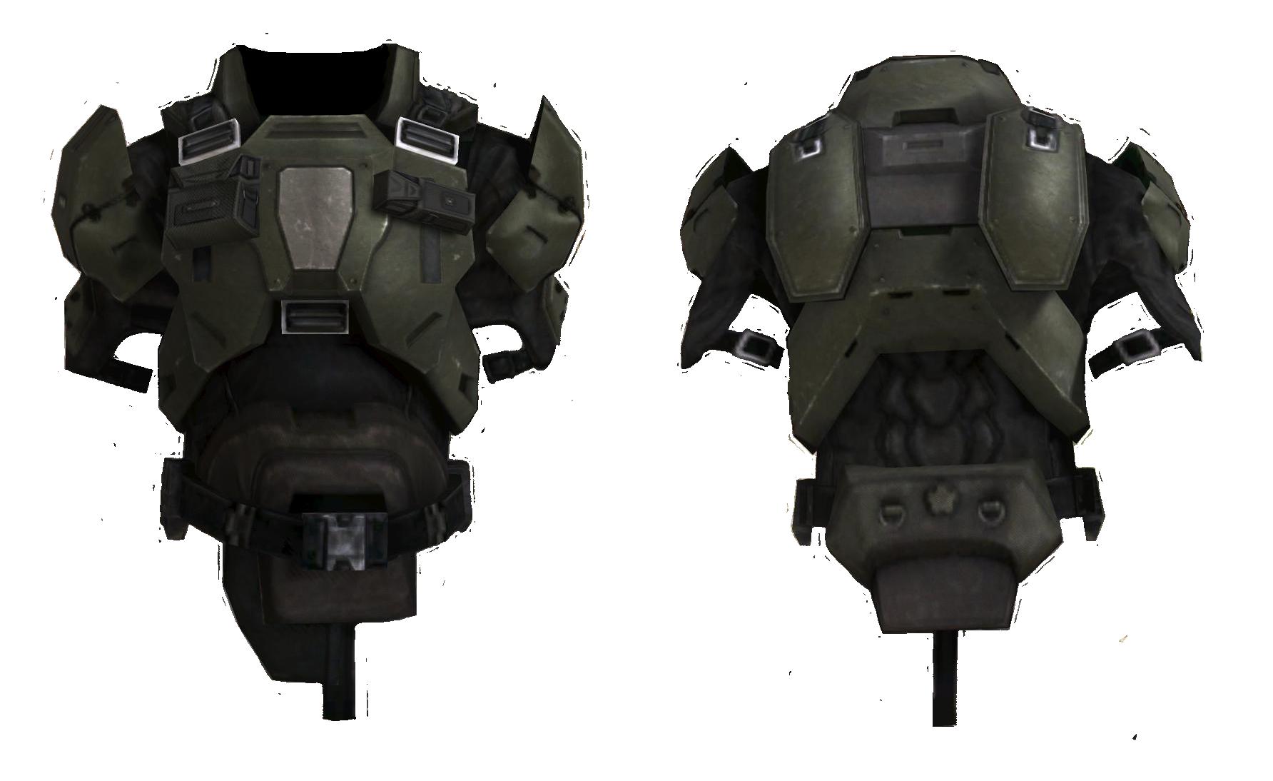 Armadura Corporal M52B