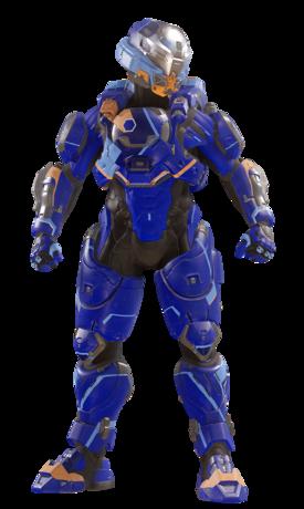 Armadura Potenciada de Asalto MJOLNIR/Variante Atlas