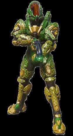 Armadura Potenciada de Asalto MJOLNIR/Variante Rogue