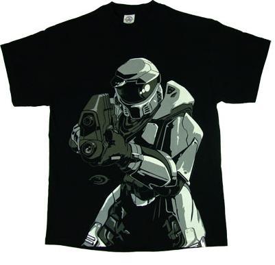 Halo 3 shirts