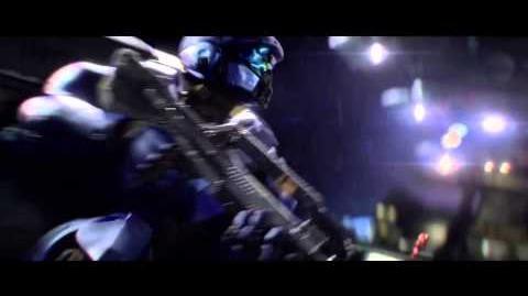 Halo 5 Guardians (Multiplayer Beta Trailer)