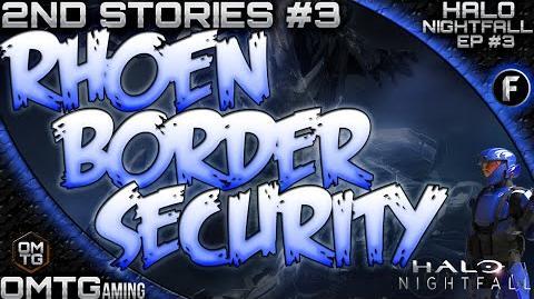 Halo Nightfall: Seguridad Fronteriza de Rhoen