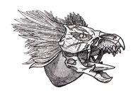 Dibujo de un skirmisher