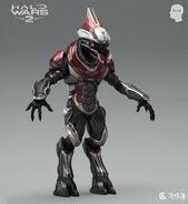 HW2 Shipmaster armor