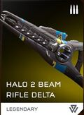 Rifle de Haz DeltaREQ H5G