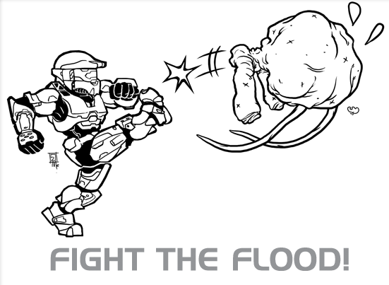 Fight the Flood