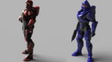 Halo 5 Gamescom Armors
