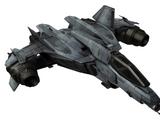 Prototipo de Planeador Espacial Anti-Nave YSS-1000