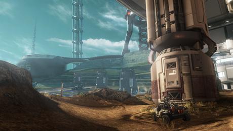 Harvest (Mapa Multijugador de Halo 4)