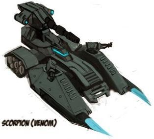 Scorpion (Venom)