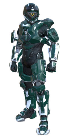 Armadura Potenciada de Asalto MJOLNIR/Variante Tracker