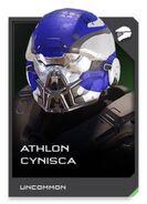 H5G REQ card Athlon Cynisca-Casque
