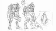 Fal Chavamee concepto armadura TDHL