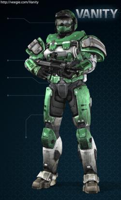 Armadura Potenciada de Asalto MJOLNIR/Variante Grenadier