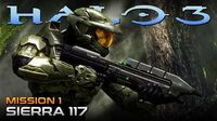 Halo 3 PC Walkthrough - Mission 1 SIERRA 117 (Sub ITA)