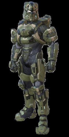 Armadura Potenciada de Asalto MJOLNIR/Variante Ranger