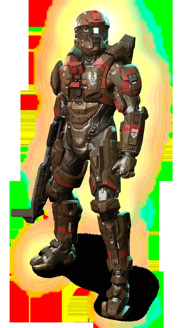 Armadura Potenciada de Asalto MJOLNIR/Variante Vanguard