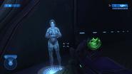 Cortana H2A holopedestal