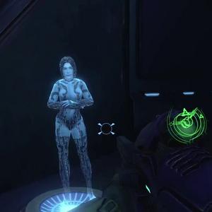 Cortana H2A holopedestal.png
