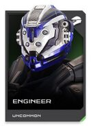H5G REQ card Engineer-Casque