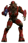 Halo 2 Sangheili Major