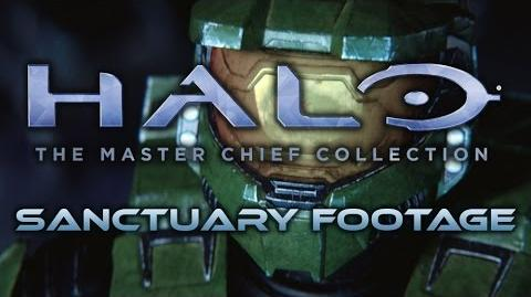 Halo The Master Chief Collection - Sanctuary Footage