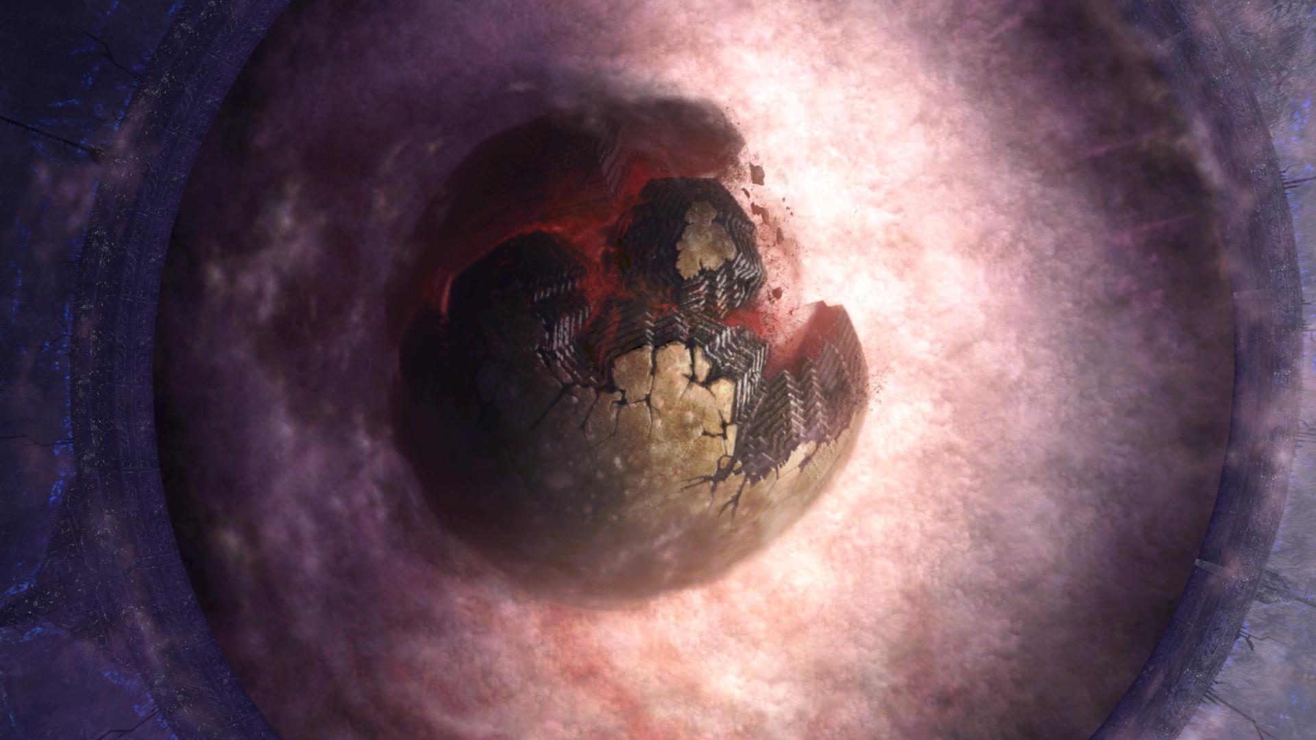 Franja de Minado en la Luna del Arca