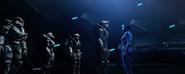Cortana y Blue Team