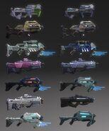 Actualizaciones De Armas MMORPG 03