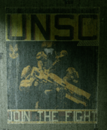 Halo 5 Guardians Poster UNSC