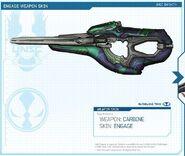 Carbine Engage skin